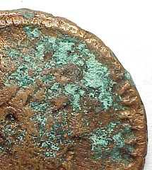 renaissance wax coins