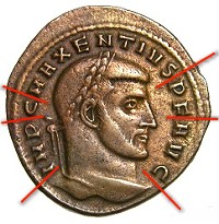 Roman Coin Inscriptions